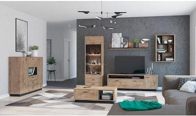 TRENDMANUFAKTUR Wohnwand »Widin« (Set, 4 - tlg) kaufen