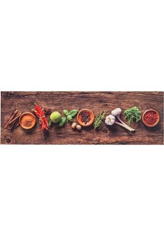 Küchenläufer, »Miabella 1669«, ASTRA, rechteckig, Höhe 7 mm, maschinell getuftet kaufen