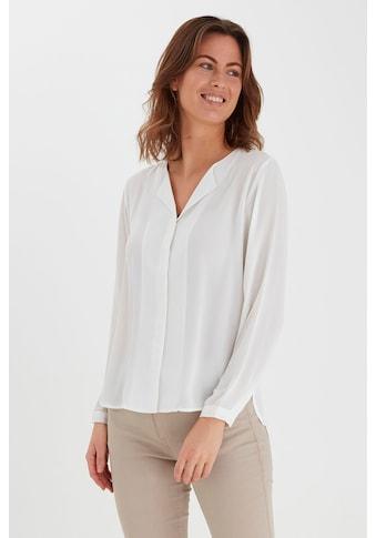 b.young Langarmbluse »b.young Blusenshirt«, Blusenshirt mit bequemer Passform kaufen