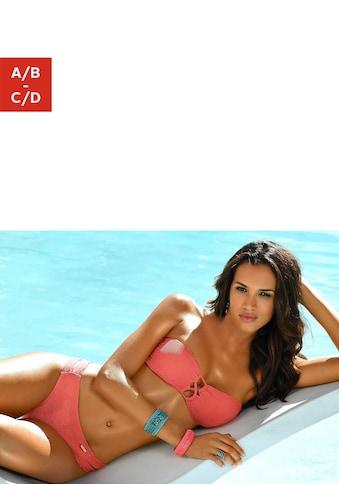 Sunseeker Bandeau - Bikini - Top »Fancy« kaufen
