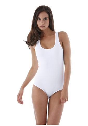 Aniston CASUAL Shirtbody, mit Ringerrücken kaufen