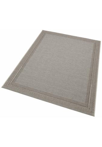 freundin Home Collection Teppich »Ocean«, rechteckig, 4 mm Höhe, Flachgewebe, In- und... kaufen