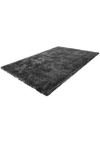 Hochflor - Teppich, »Cloud 500«, LALEE, rechteckig, Höhe 32 mm, handgetuftet kaufen