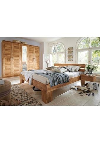 Premium collection by Home affaire Massivholzbett »Tommy« kaufen