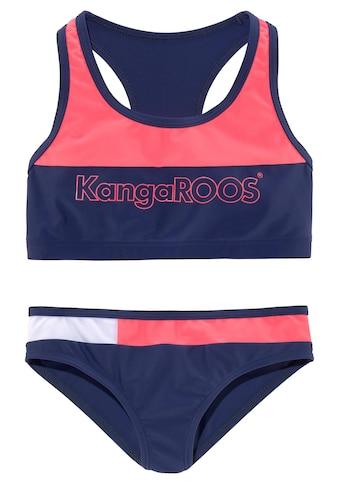 KangaROOS Bustier - Bikini (1 Stück) kaufen