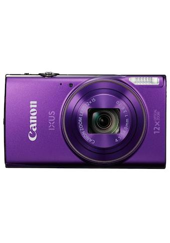Fotokamera, Canon, »IXUS 285 HS Violett« kaufen