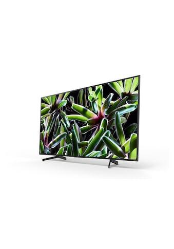 TV, Sony, »KD - 65XG7005« kaufen