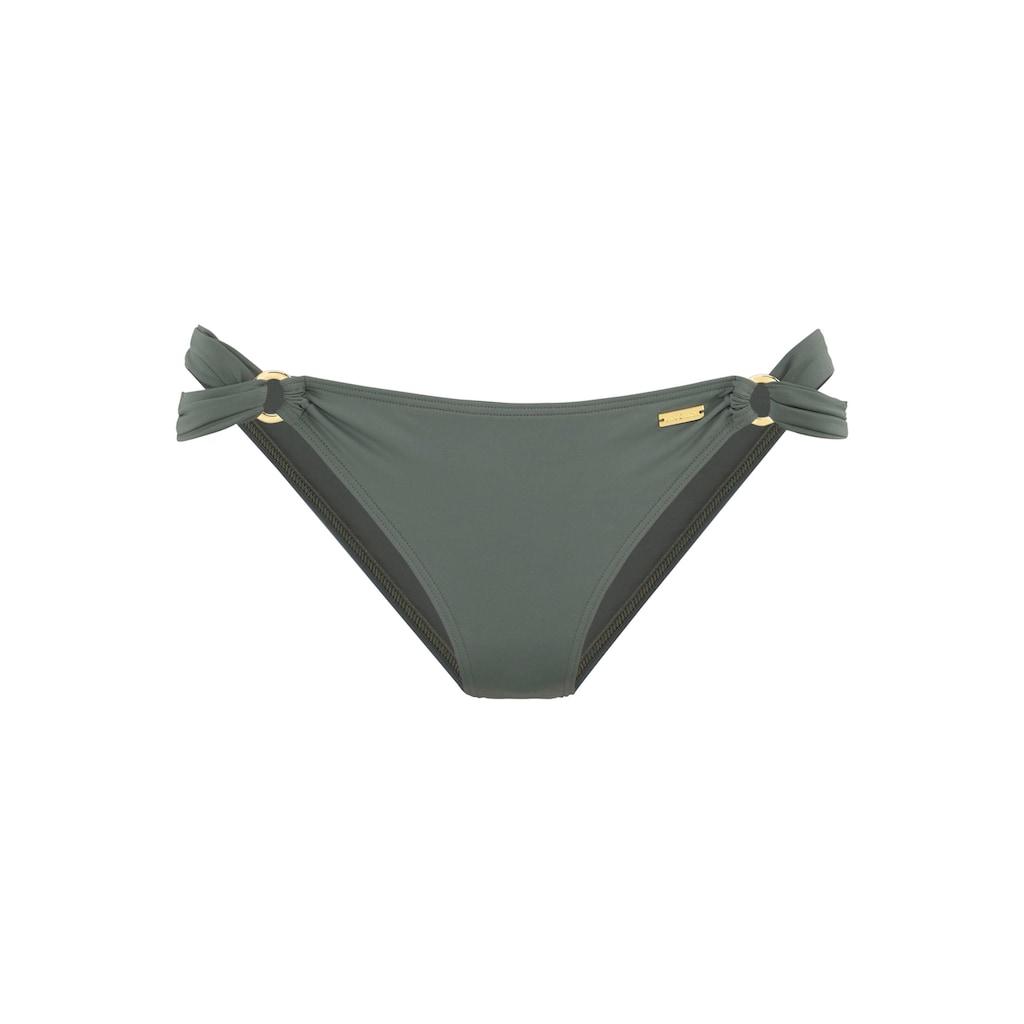 LASCANA Bikini-Hose »Italy«, mit seitlichen Zierringen