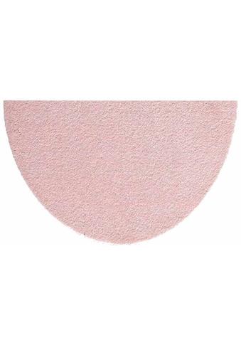 HANSE Home Fussmatte »Deko Soft«, halbrund, 7 mm Höhe, Schmutzfangmatte, saugfähig,... kaufen
