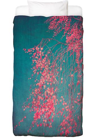 Juniqe Bettwäsche »Whispers Of Pink«, In vielen weiteren Designs erhältlich kaufen