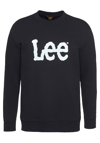 Lee® Sweatshirt »Basic Crew Logo« kaufen