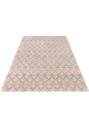 Hochflor - Teppich, »Cameo«, MINT RUGS, rechteckig, Höhe 35 mm kaufen