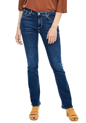 s.Oliver Bootcut-Jeans »Betsy«, in cooler, authentischer Waschung kaufen