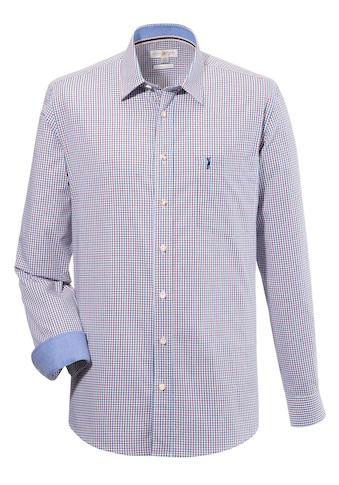 Almsach Trachtenhemd, mit kleinem Hirschstick kaufen