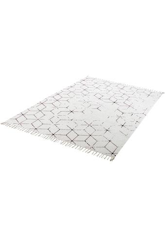 Teppich, »My Stockholm 342«, Obsession, rechteckig, Höhe 10 mm, handgewebt kaufen