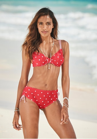 s.Oliver Bügel-Bikini-Top »Audrey«, im Punkte und Streifen Mix kaufen