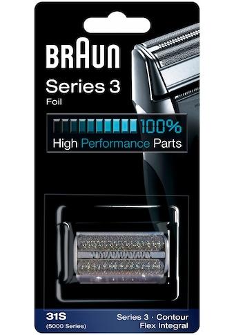 Braun Ersatzscherteil 31 B kaufen
