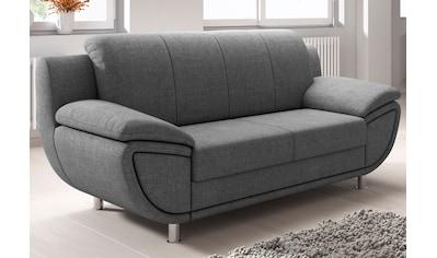 TRENDMANUFAKTUR 2-Sitzer, wahlweise mit komfortablem Federkern, mit extra breiten... kaufen