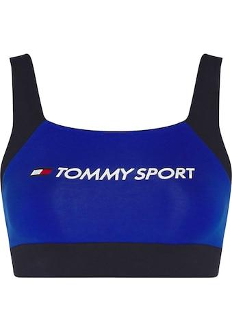 TOMMY SPORT Sport - Bustier »LOW SUPPORT CO/EL BRA« kaufen