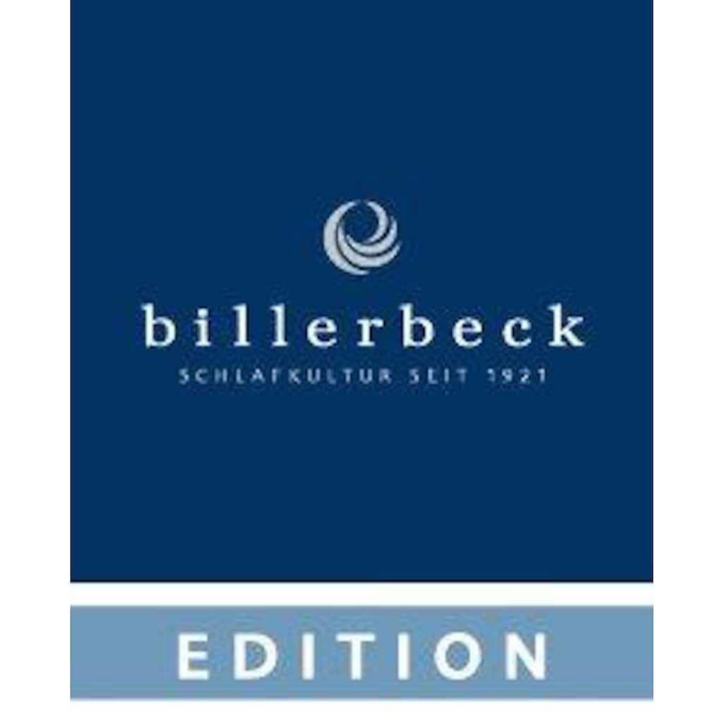 billerbeck Einziehdecke »Faser-Duvet, Billerbeck, »Stripe««, Füllung 100% Polyester, Microgel™, Bezug 100% Baumwoll-Satin, (1 St.)
