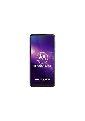 One Macro Blau, Motorola kaufen