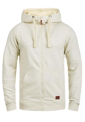 Blend Kapuzensweatjacke »Speedy«, Sweatshirtjacke mit hochabschliessendem Kragen kaufen