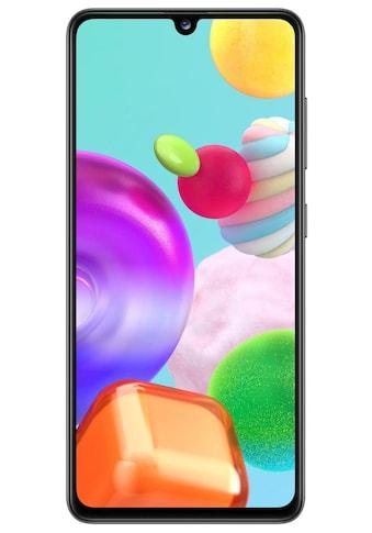 "Samsung Smartphone »Galaxy A41, 64 GB, 6,1 Zoll«, (15,24 cm/6,1 "" 64 GB Speicherplatz, 48 MP Kamera) kaufen"