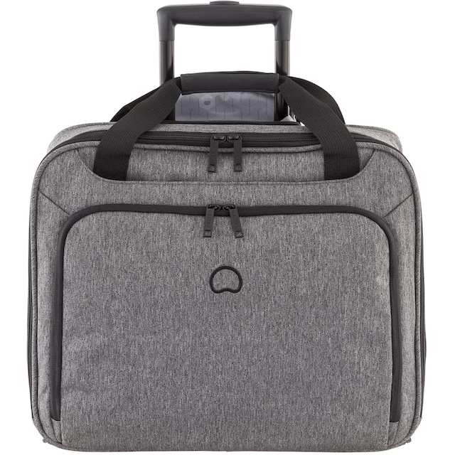"Delsey Business-Trolley ""Esplanade, anthrazit"", 2 Rollen"