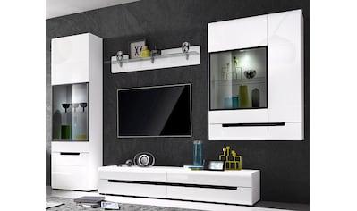 TRENDMANUFAKTUR Wohnwand »Hektor« (Set, 4 - tlg) kaufen
