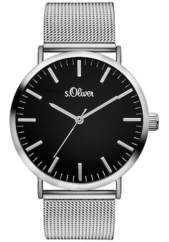 s.Oliver Quarzuhr »SO - 3325 - MQ« kaufen