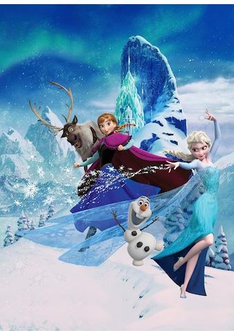 KOMAR Packung: Fototapete »Frozen Elsas Magic«, aus Vlies kaufen