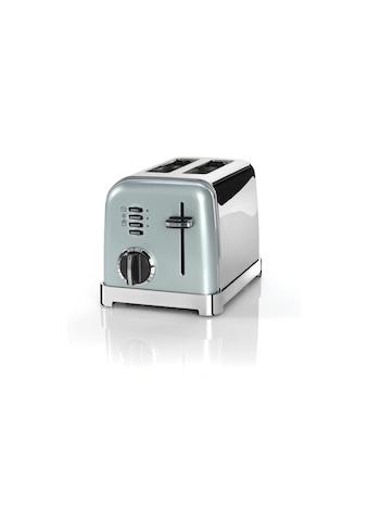 Toaster, Cuisinart, »CPT160GE Grün Silberfarben« kaufen