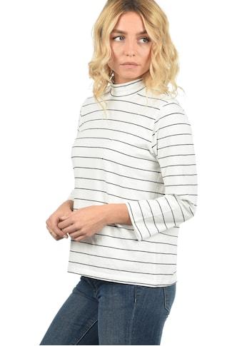 JACQUELINE de YONG 3/4-Arm-Shirt »Anne«, Langarmshirt mit Streifen kaufen