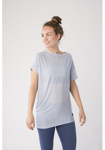 SUPER.NATURAL T - Shirt »W YOGA LOOSE TEE« kaufen