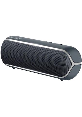 Sony »SRS - XB22« Bluetooth - Lautsprecher (NFC, Bluetooth) kaufen