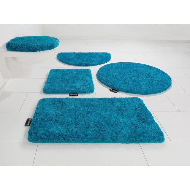 Badematte »Lana«, Bruno Banani, Höhe 25 mm, rutschhemmend beschichtet, fussbodenheizungsgeeignet