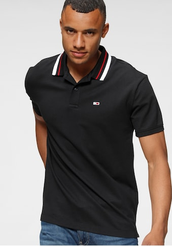 TOMMY JEANS Poloshirt »TJM CLASSICS TIPPED STRETCH POLO« kaufen