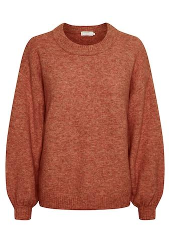 Cream Rundhalspullover »AnghaCR OZ Knit« kaufen