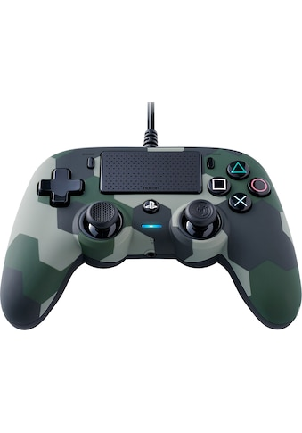 nacon PlayStation 4-Controller »PS4 Controller Color Edition (camo green)« kaufen
