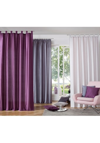 my home Vorhang »Maryland«, Gardine, Fertiggardine, blickdicht kaufen
