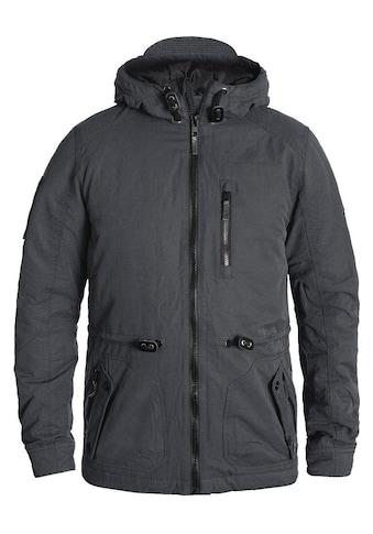 Blend Winterjacke »Marco«, warme Jacke mittelschwer gefüttert kaufen