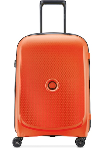 Delsey Hartschalen-Trolley »Belmont Plus, 55 cm, orange«, 4 Rollen, slim line kaufen