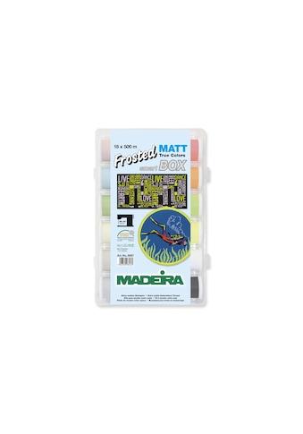 Nähgarn »Frosted Matt Smartbox Mehrfarbig« kaufen