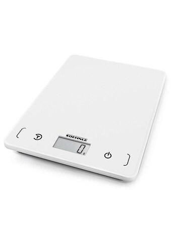 Soehnle Küchenwaage »Page Compact 200«, LCD Anzeige kaufen