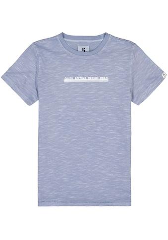 Garcia T-Shirt »in melierter Optik« kaufen