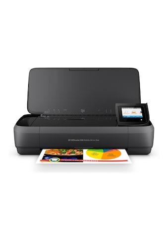 HP Tintenstrahldrucker »ker OfficeJet 250 Mobile All-i« kaufen