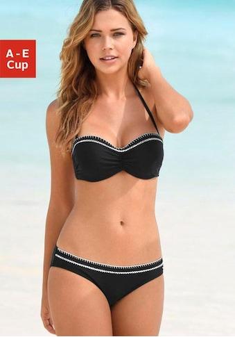 s.Oliver Beachwear Bügel - Bandeau - Bikini kaufen