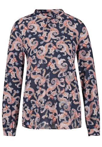 GERRY WEBER Schluppenbluse »Bluse mit Paisleymuster« kaufen