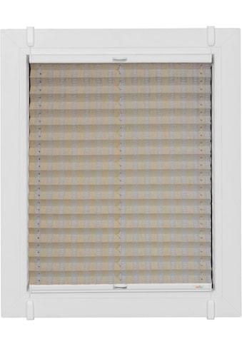 sunlines Plissee nach Mass »Classic Style Stripes«, Lichtschutz, Perlreflex-beschichtet, ohne Bohren, verspannt, verspannt mit Simply-Fix Klemmträger kaufen