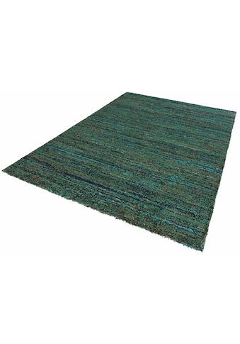 MINT RUGS Hochflor-Teppich »Chic«, rechteckig, 30 mm Höhe, mehrfarbiger weicher... kaufen